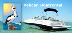 Pelican Boatrental. Bootvermietung in Cape Coral, Florida